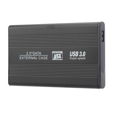 2.5inch USB 3.0 SATA External Enclosure HDD Hard Drive Case